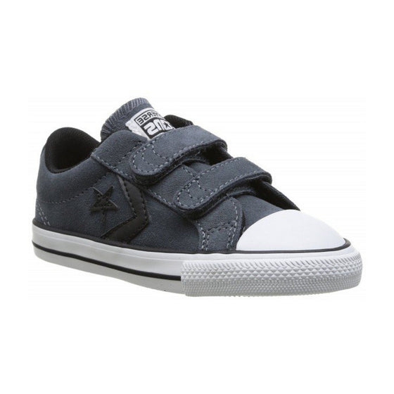 Converse Kids Star Play V2 Suede Grey