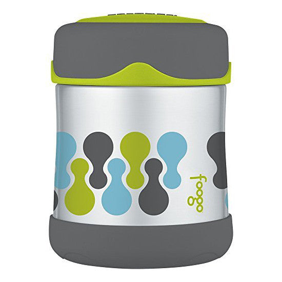 Foogo Insulated Kids Food Jar - Tripoli