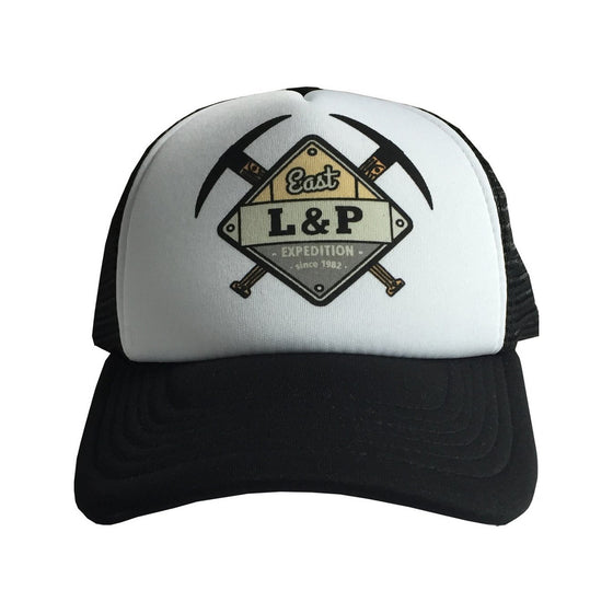 L&P Infant Trucker Hat - Lakeview