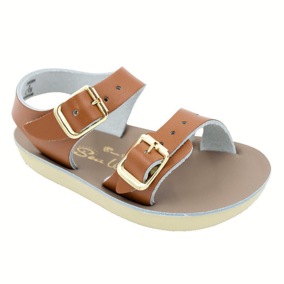Salt Water Sandals Sea Wees Tan