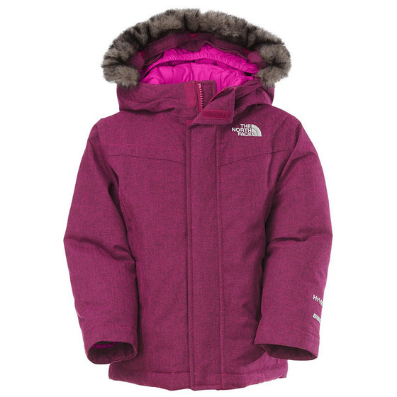 The North Face Girls Gotham Jacket - Luminous Pink
