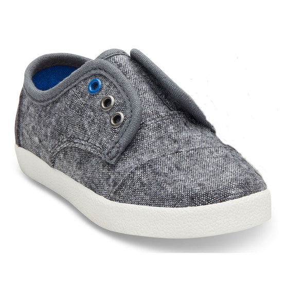 Toms Paseo Tiny Grey Wool