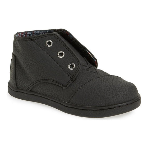 Toms Paseo Tiny Synthetic Black