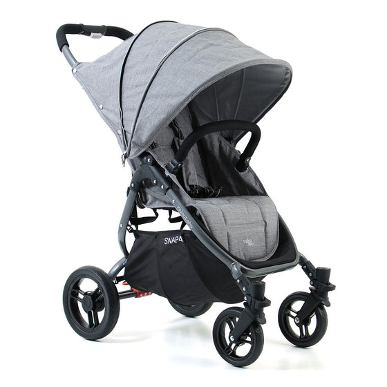 Valco Snap 4 Tailormade Stroller - Grey Marle