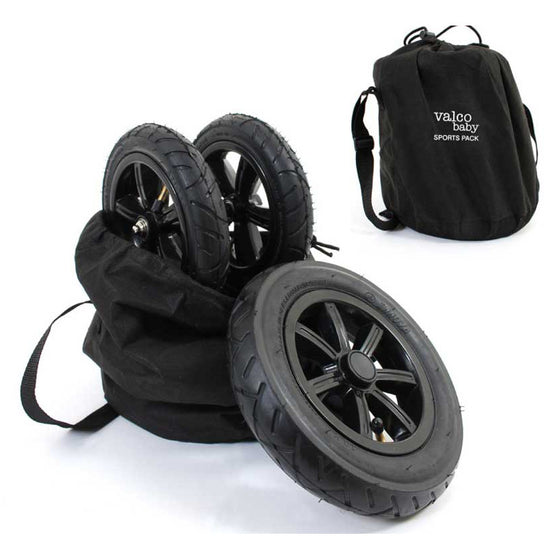 Valco Snap Sports Pack Air Filled Tires