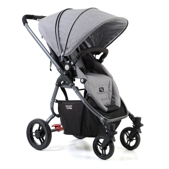 Valco Snap Ultra Tailormade Stroller - Grey Marle
