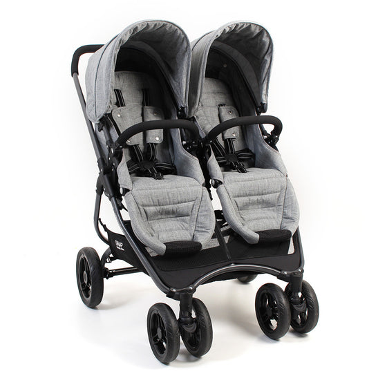 Valco Snap Ultra Duo Tailormade Stroller - Grey Marle