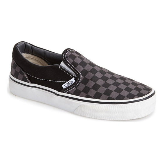 Vans Checker Black