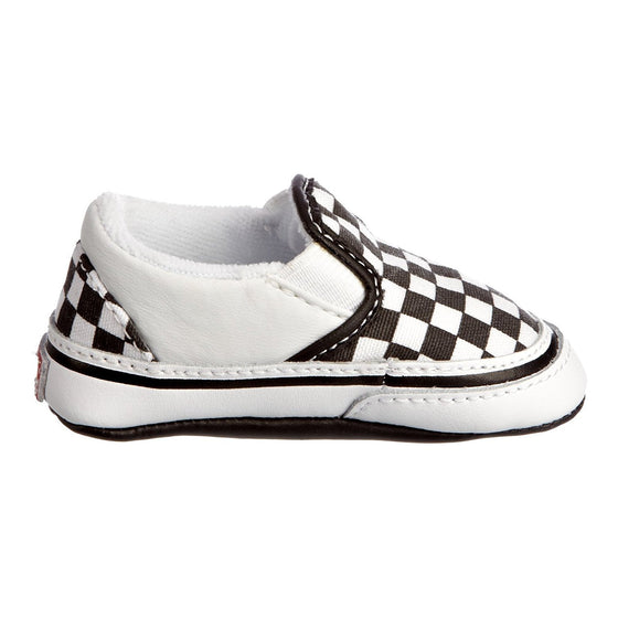 Vans Crib Checkerboard White