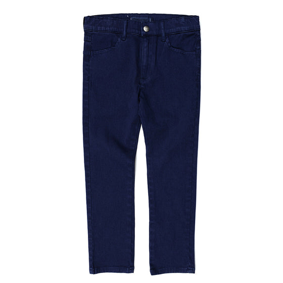 Appaman Boys Skinny Still Pants - Blue