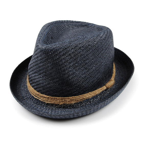 Appaman Boys Houston Fedora - Navy