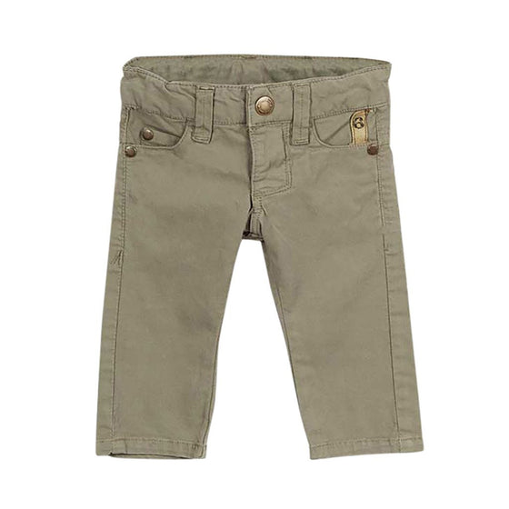 Imps & Elfs 6 Pocket Slim Pant  - Grey