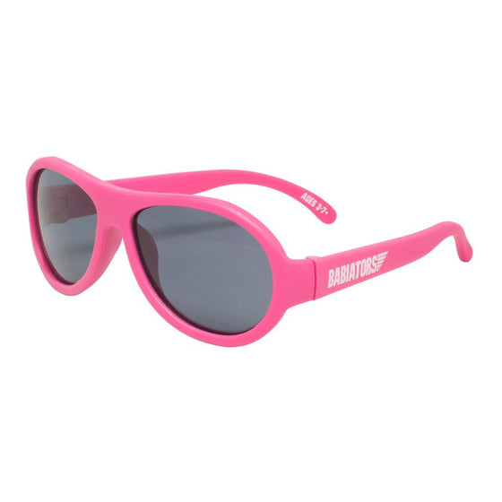 Babiators Aviator Kids Sunglasses - Popstar Pink
