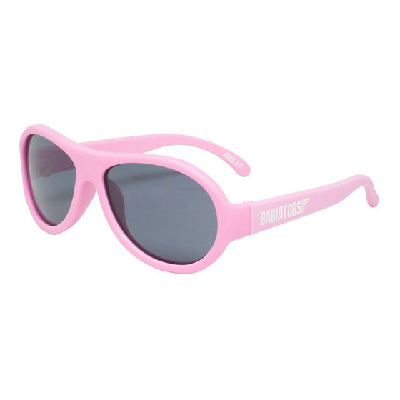 Babiators Aviator Kids Sunglasses - Princess Pink