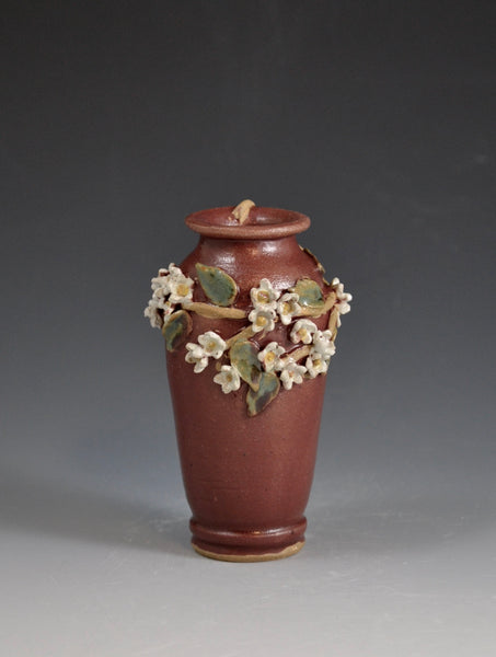 Miniature Apple Blossom Vase