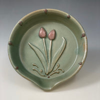 Tulip Spoon Rest #10