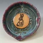 Rabbit Spoon Rest