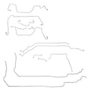 CBK0115OM - 00-05 Chevy Cavalier/Sunfire with ABS; Complete Brake Line Kit; Steel - SSTubes