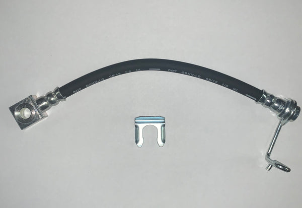 FLH621546- 01-02 Dodge Ram 2500 / 3500 4wd or 2wd, RWABS or AWABS with Disc Right Rear Brake Hose; Rubber