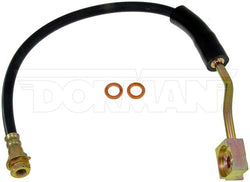 FLH380298- 90-96 Ford F-150 & Bronco Right Front Brake Hose; Rubber