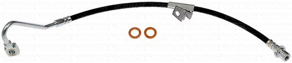 FLH381033- 98-00 GM S-Series 4wd Right front Brake Hose; Rubber