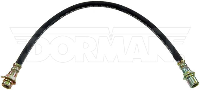 FLH620455- 03-09 Hummer H2 Left Rear Drop Brake Hose; Rubber - SSTubes