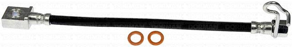 "FLH621018- 04-08 Ford F-150 with 8.8"" or 9.75"" Axle Right Rear Brake Hose; Rubber - SSTubes"