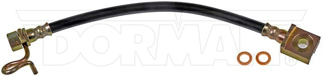 FLH621019- 04-08 Ford F-150 Left Rear Brake Hose; Rubber