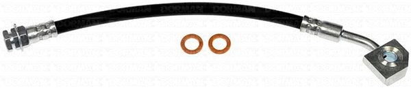 FLH621212- 99-04 Ford Lightning Left Rear Brake Hose; Rubber - SSTubes