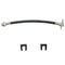 HSP4345OM- 67-69 Dodge/Plymouth A-Body, Dart, Barracuda, Valiant, Swinger, w/ 9 inch Drum; Front Brake Hose; Rubber