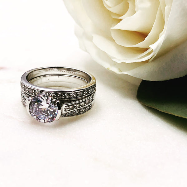 Bridal Custom Ring.