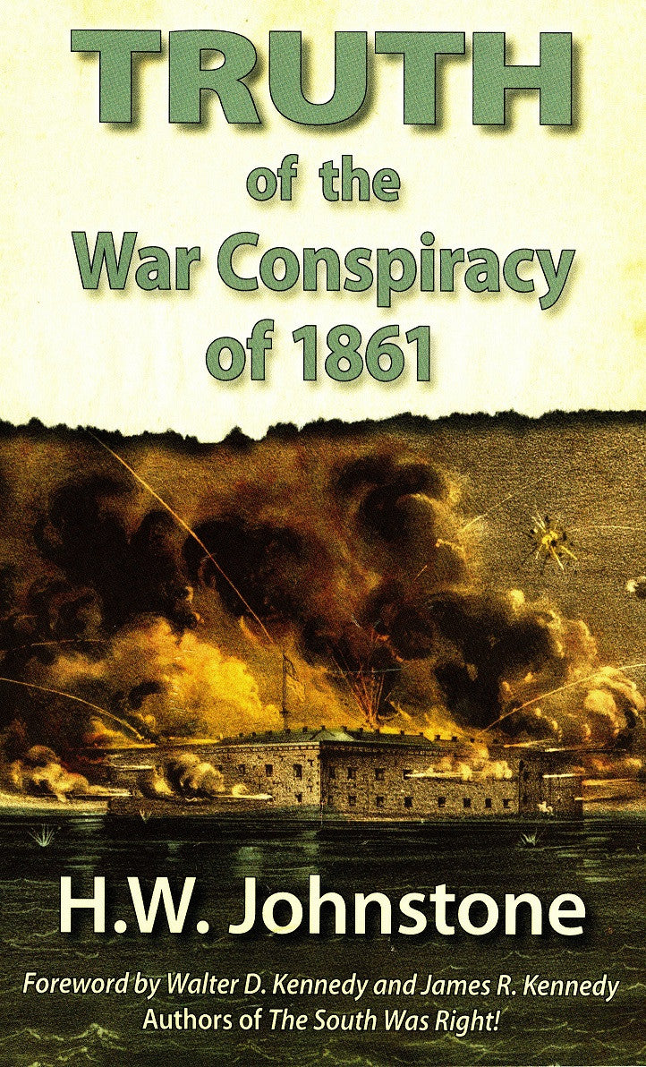 Books, Truth of the War Conspiracy of 1861