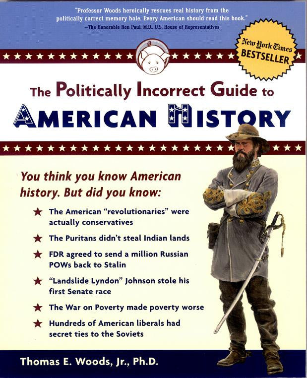 Books, The Politically Incorrect Guide to American History