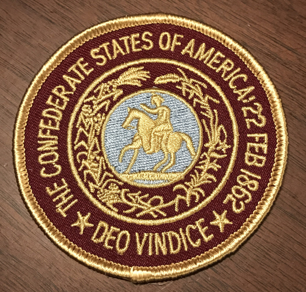 Great Seal Patch