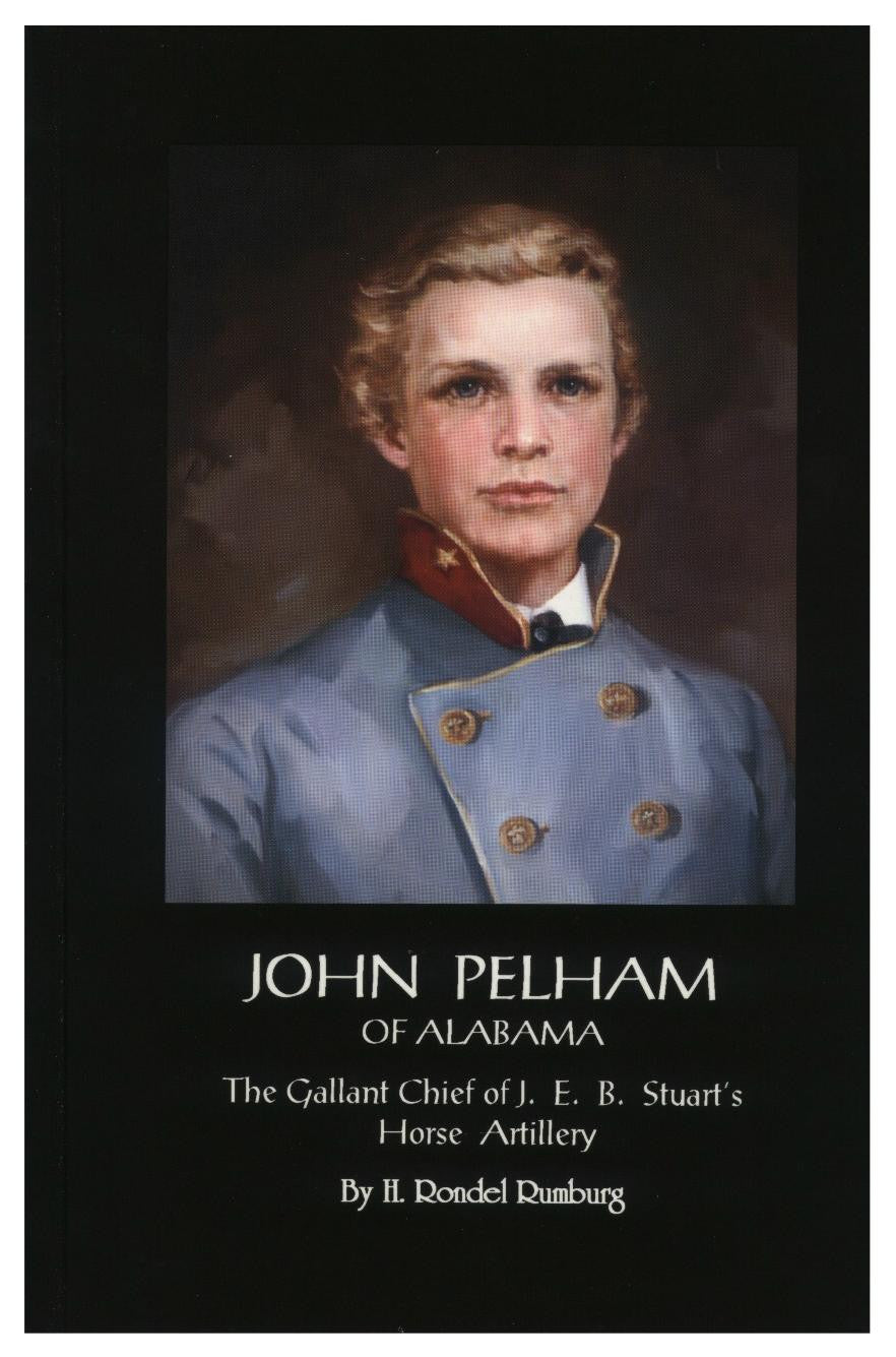 Books, John Pelham of Alabama