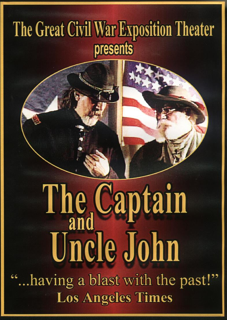 DVD, The Captain & Uncle John