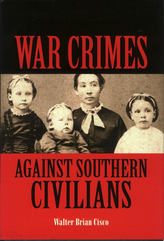 Books, War Crimes Against Southern Civilians