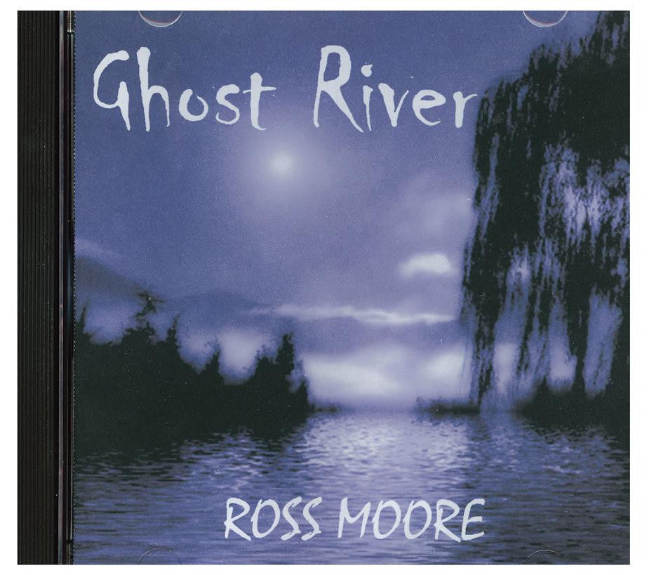 Music CD, Ghost River: Southern Heritage Music -  Ross Moore
