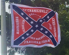 18th North Carolina Infantry Regiment ANV Battle Flag