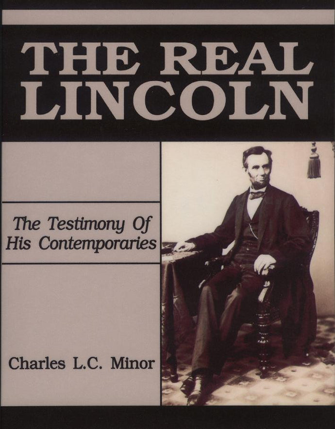 Books, The Real Lincoln