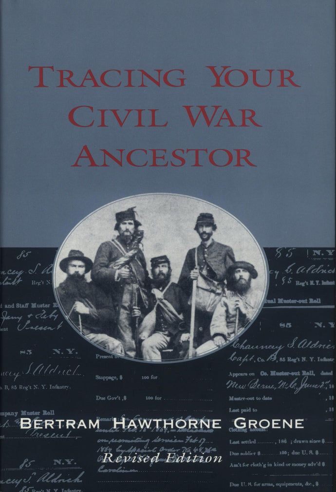 Books, Tracing Your Civil War Ancestor: Fourth Edition