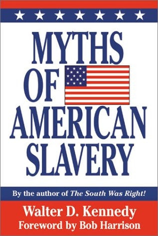 Books, Myths of American Slavery