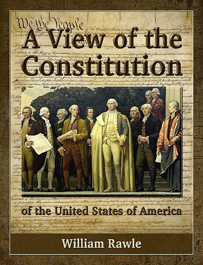 Books, A View of the Constitution of the United States of America