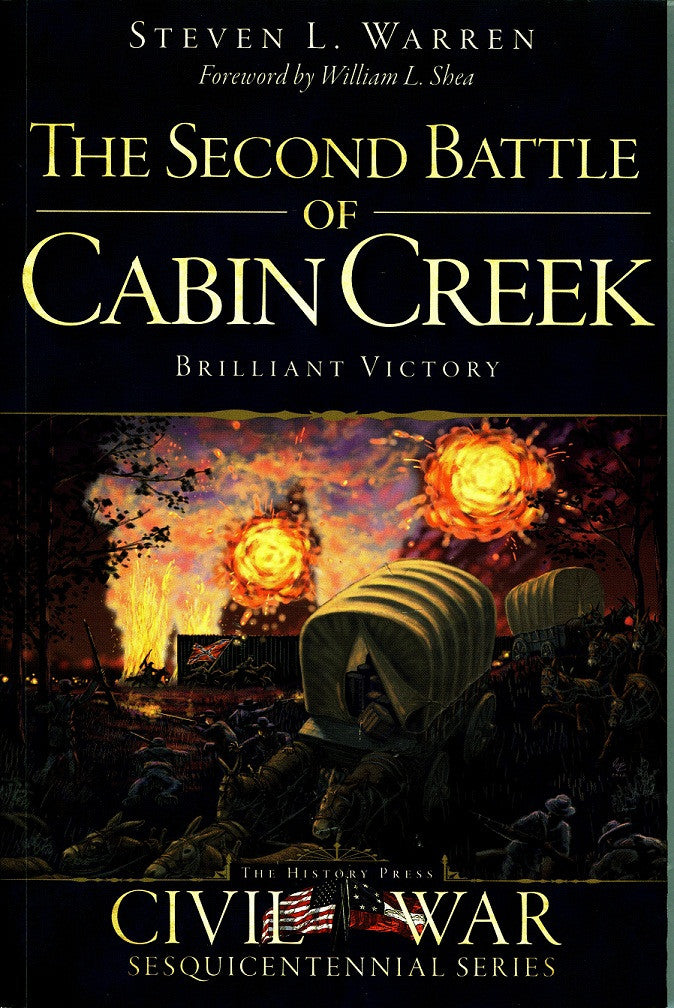 Books, The Second Battle of Cabin Creek: Brilliant Victory