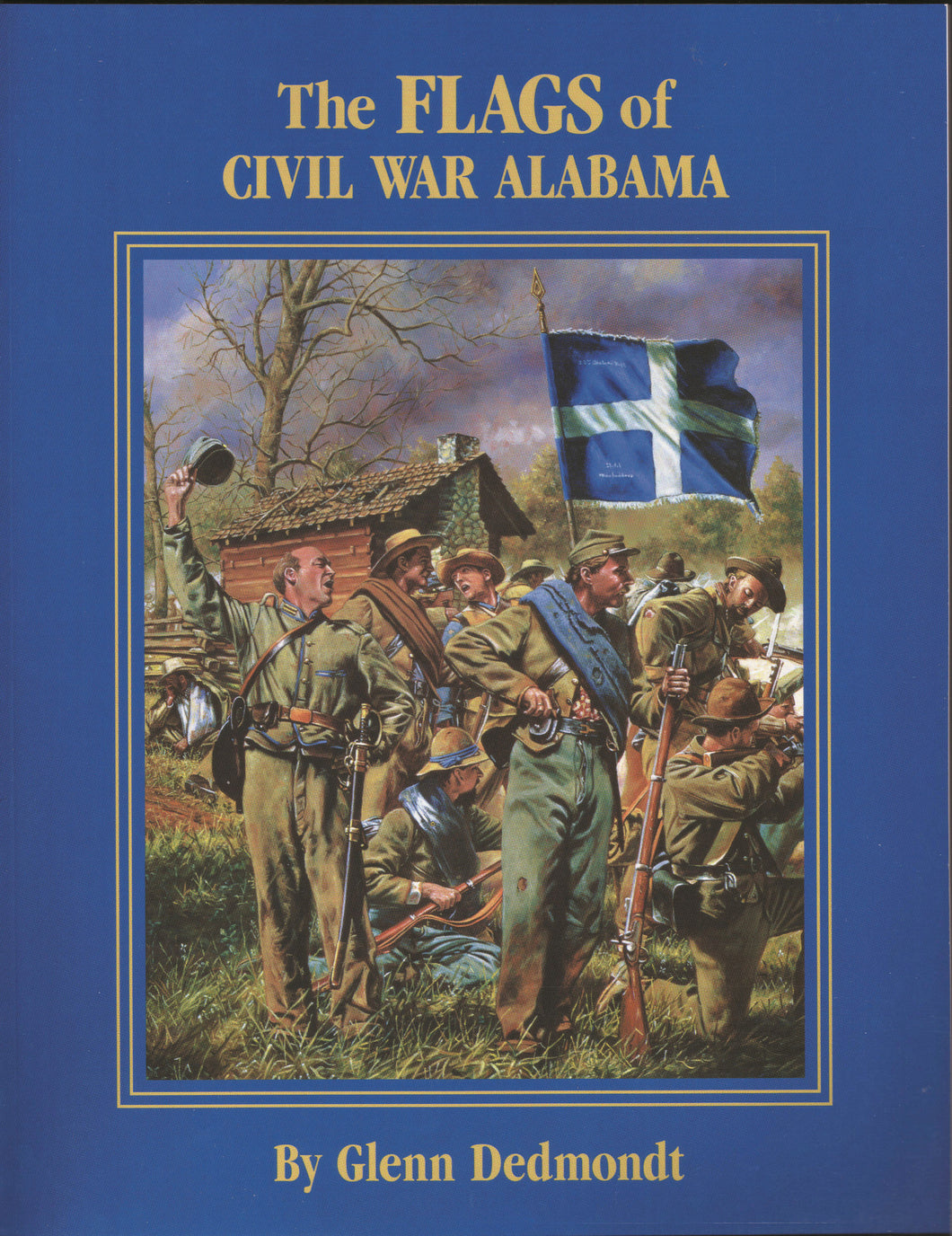 Books, The Flags of Civil War Alabama