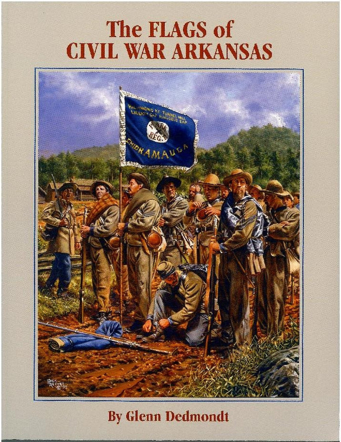 Books, The Flags of Civil War Arkansas