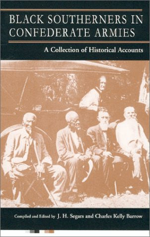 Books, Black Southerners in Confederate Armies: A Collection of Historical Accounts