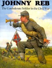 Children's Items, (Coloring Book) Johnny Reb - The Confederate Soldier in the Civil War