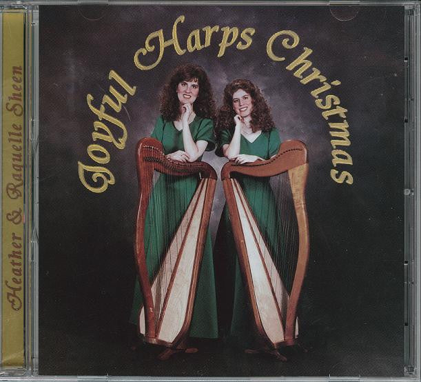 Music CD, Joyful Harps: Christmas