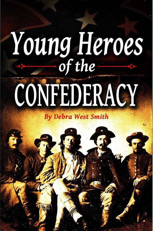 Childrens Items, (Book) Young Heroes of the Confederacy